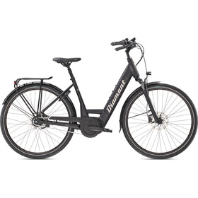Diamant Beryll Deluxe+ Easy-Entry with Back-Pedalling Brake, deep black